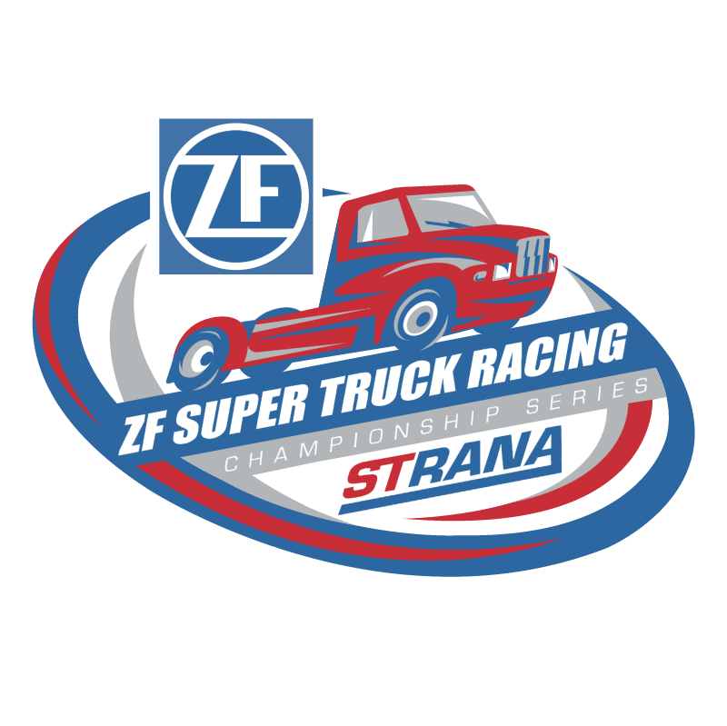 ZF Super Truck Racing vector