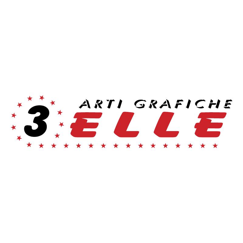 3ELLE Arti grafiche vector