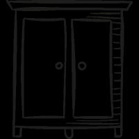 Big Closet vector
