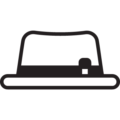 Big Hat vector logo