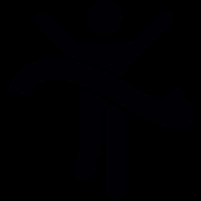 Winning Runner vector logo