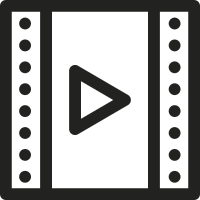 Movie Player vector