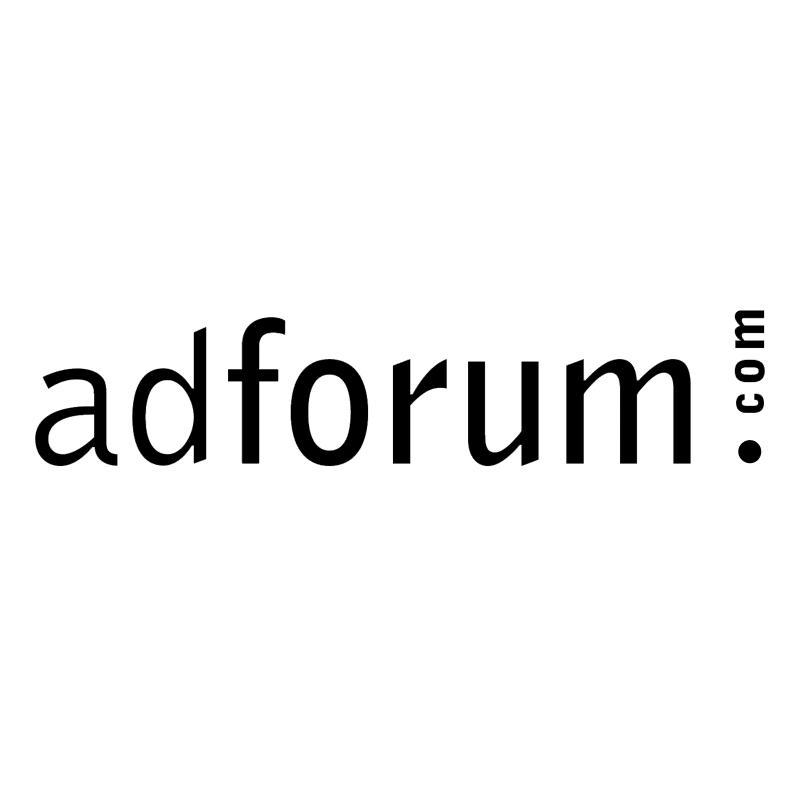 Adforum com vector