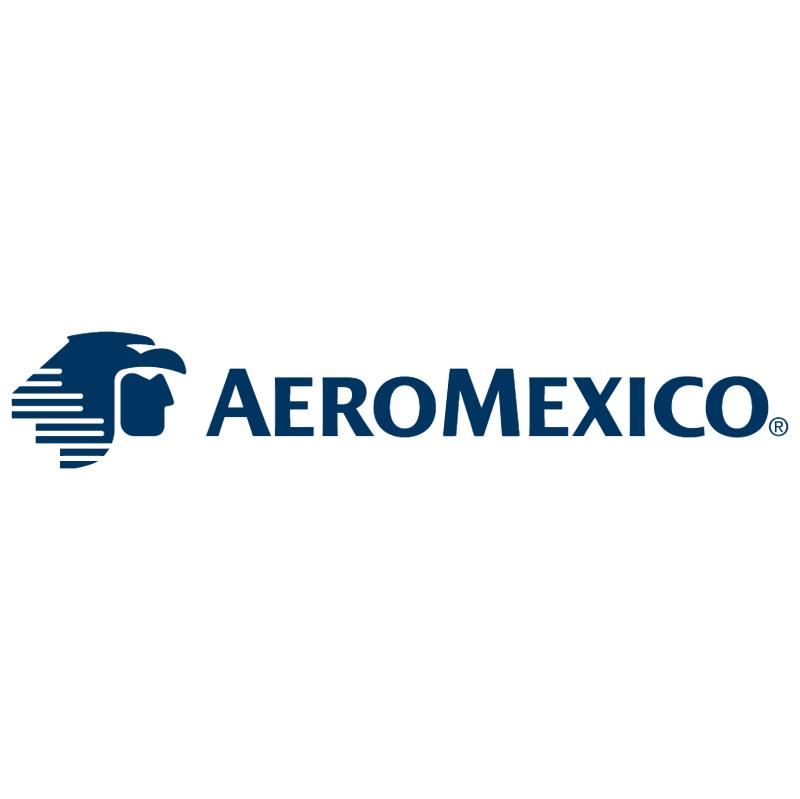 AeroMexico 25158 vector