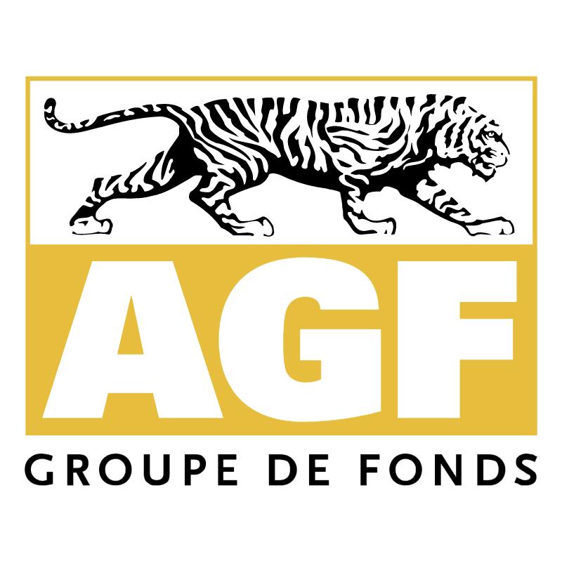 AGF Groupe de Fonds 59323 vector