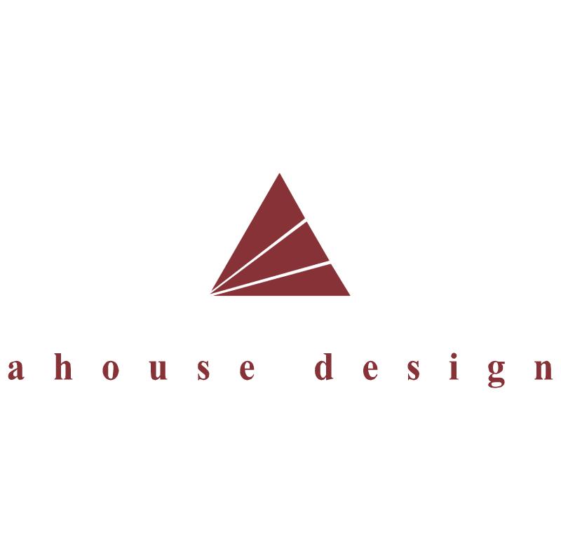 Ahouse Design vector