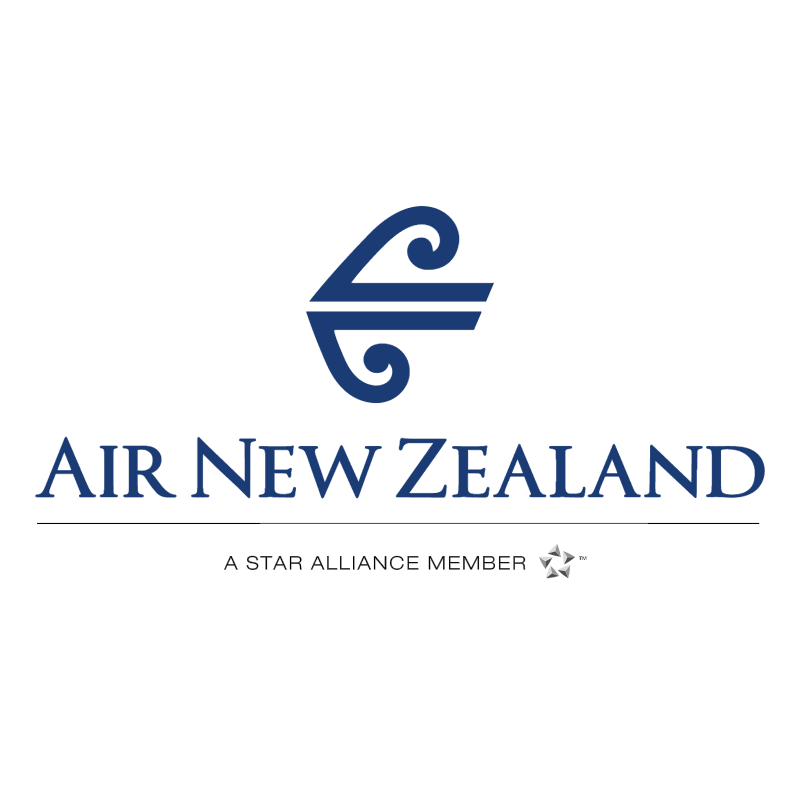Air New Zealand 71304 vector