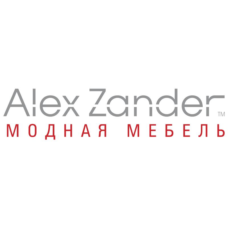 Alex Zander vector logo