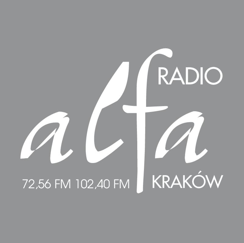 Alfa Radio 14918 vector