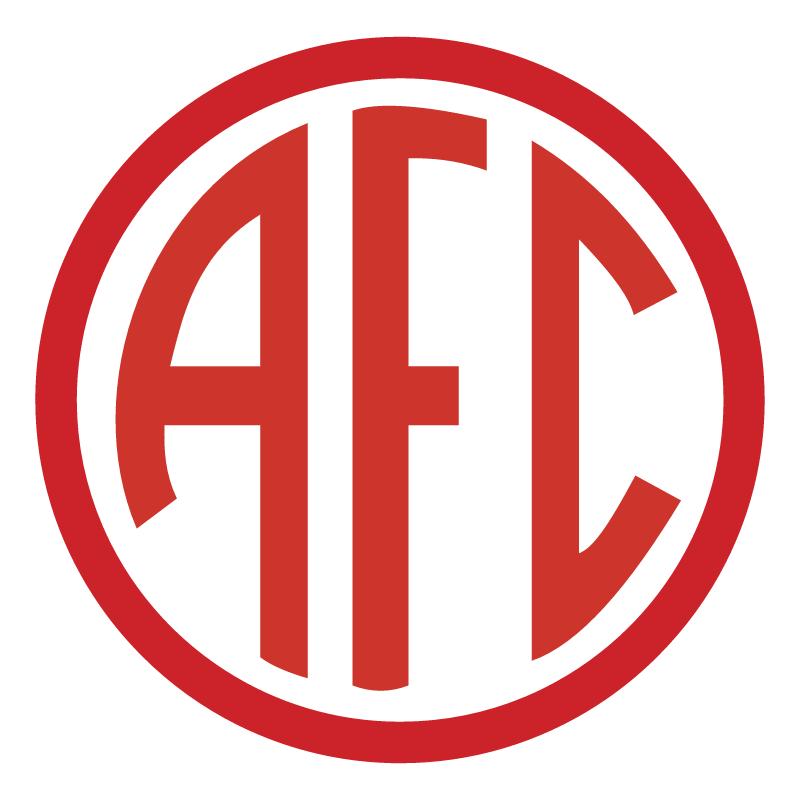 America Futebol Clube de Bento Goncalves RS vector