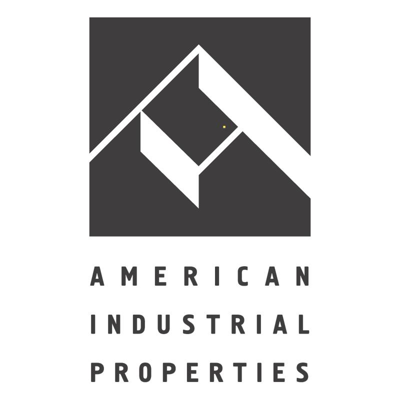 American Industrial Properties 8852 vector