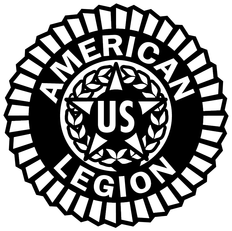American legion vector logo