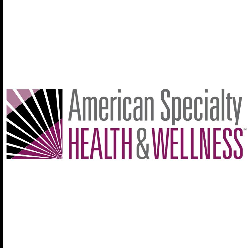American Specialty Health&Wellness vector logo