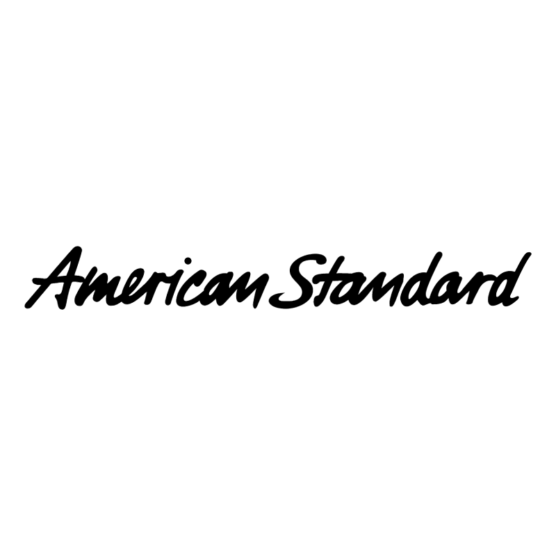 American Standard vector