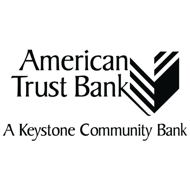 American Trust Bank vector