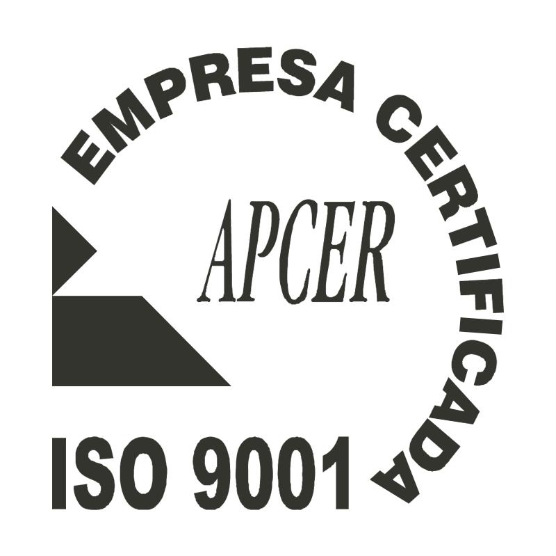 APCER ISO 9001 78156 vector