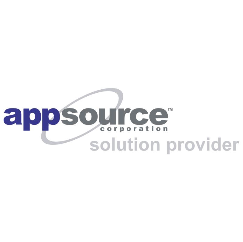 AppSource 10875 vector