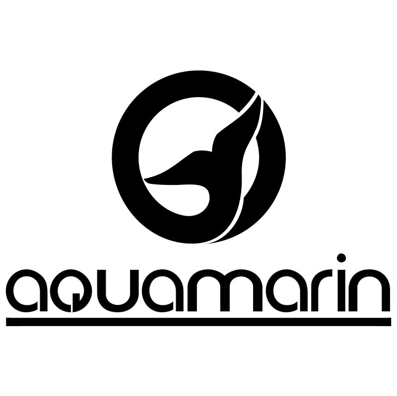 Aquamarin vector