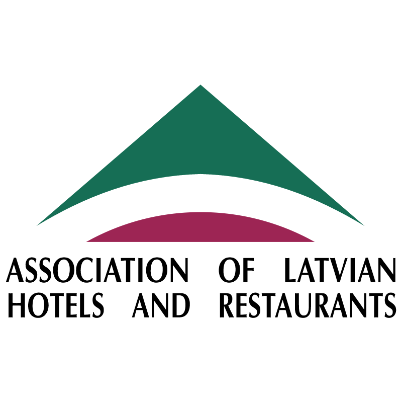 Association of Latvian Hotels and Restaurants vector