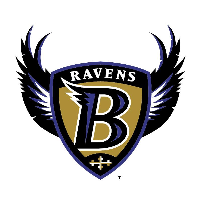 Baltimore Ravens 43084 vector