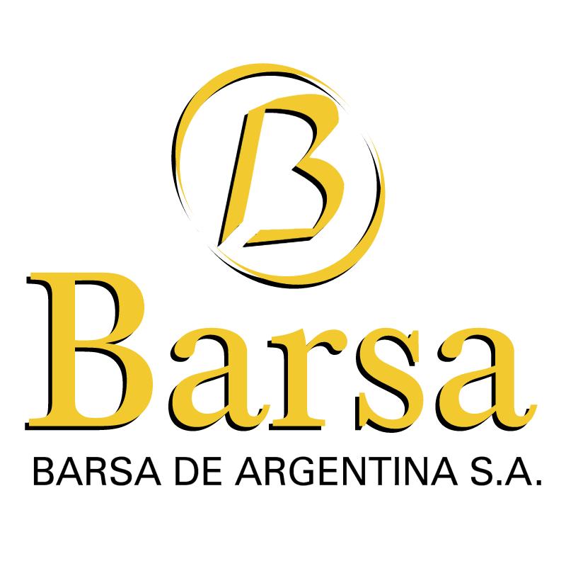 Barsa de Argentina vector
