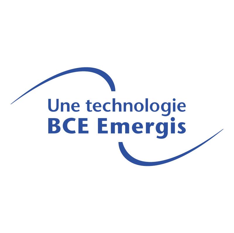 BCE Emergis 45698 vector logo