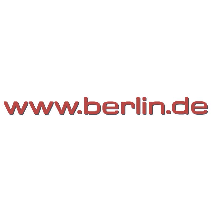 Berlin de 25089 vector