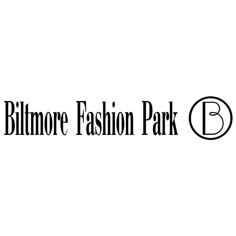Biltmore Fashion Park vector