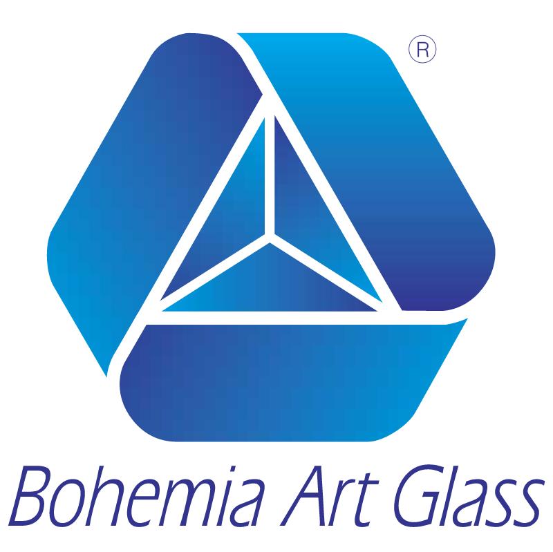 Bohemia Art Glass 5734 vector