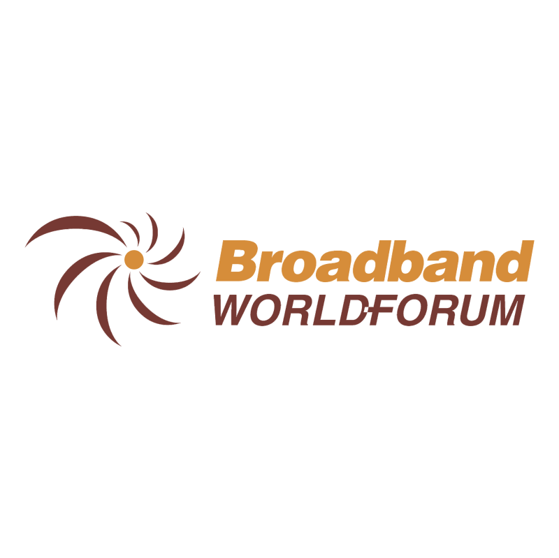 Broadband World Forum vector