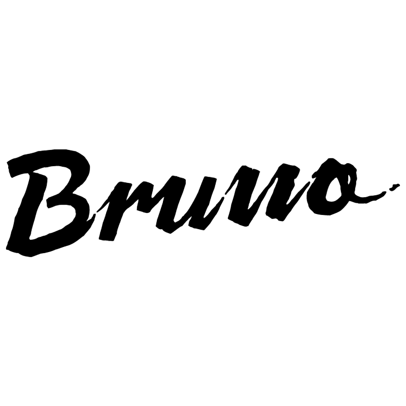 Bruno vector logo
