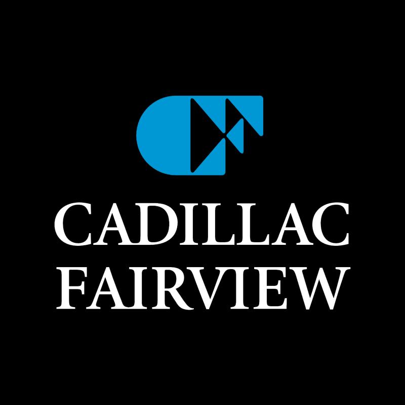 Cadillac Fairview vector