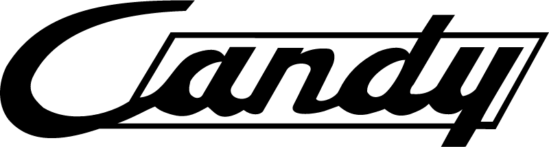 Candy logo vector