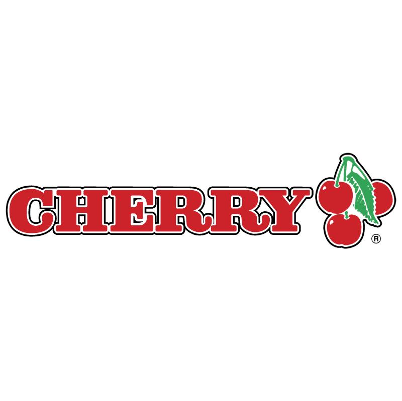Cherry 7262 vector logo