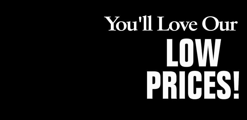 Chevrolet Low Prices logo vector