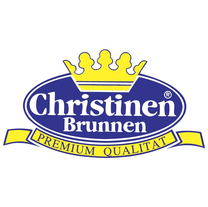 Christinen Brunnen 7001 vector