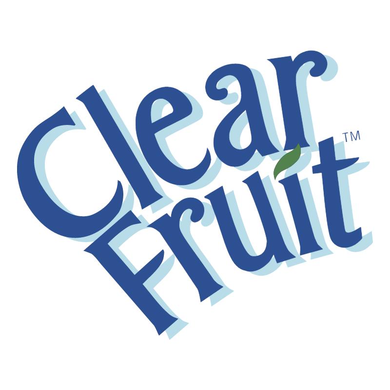Clear Fruit vector
