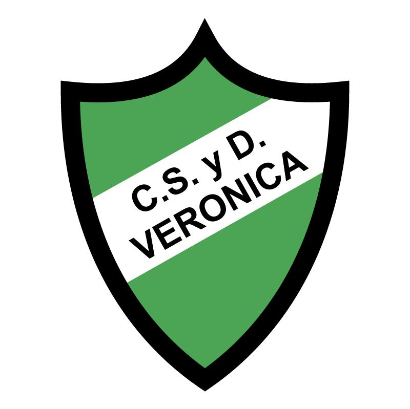 Club Social y Deportivo Veronica de Veronica vector