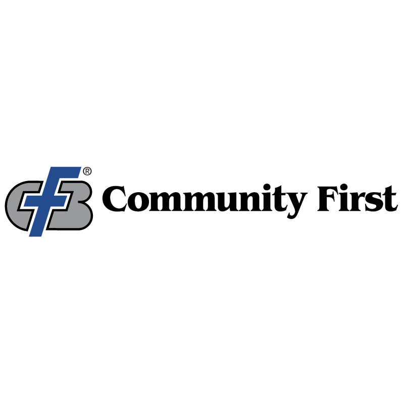 Community First vector logo