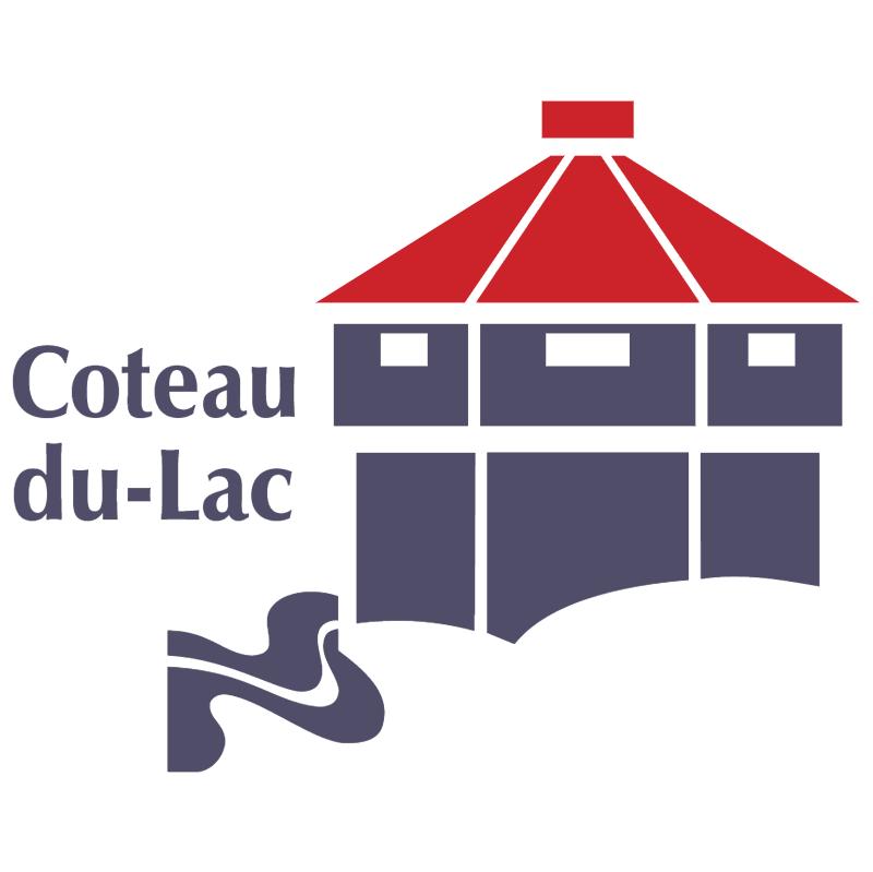 Coteau du Lac 1307 vector