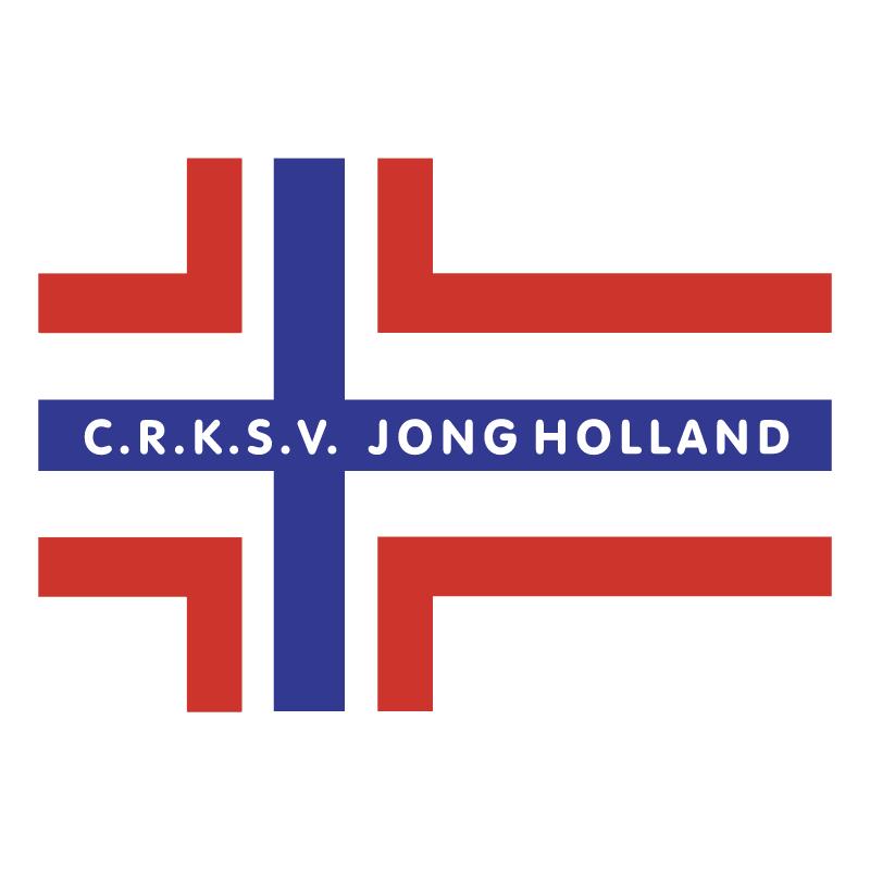 CRK Sport Verenigang Jong Holland de Willemstad vector logo