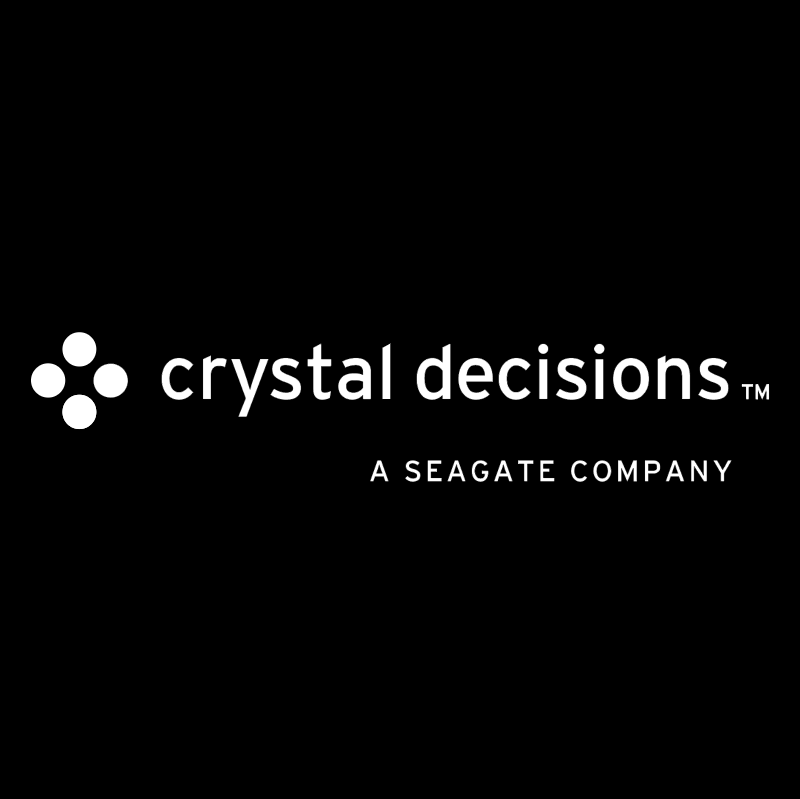 Crystal Decisions vector