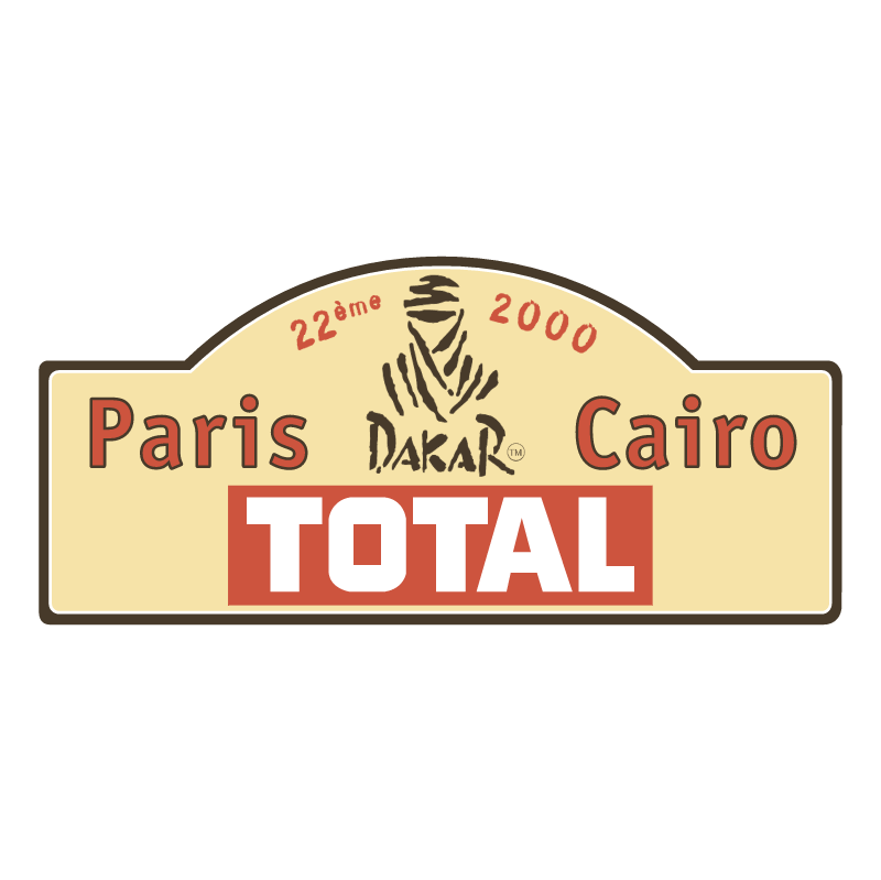 Dakar Rally 2000 vector