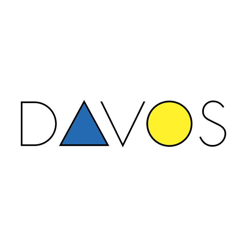 Davos vector logo