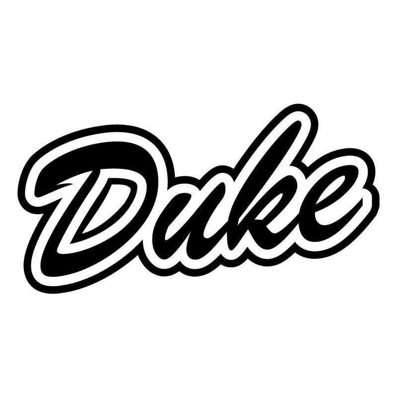Duke Blue Devils vector