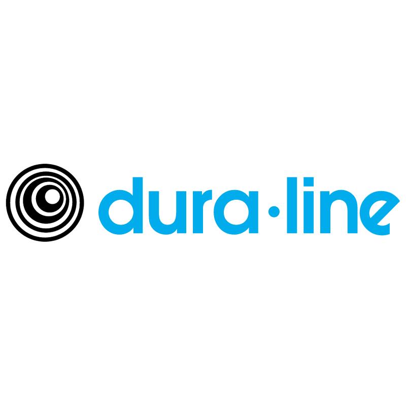 Dura Line vector logo