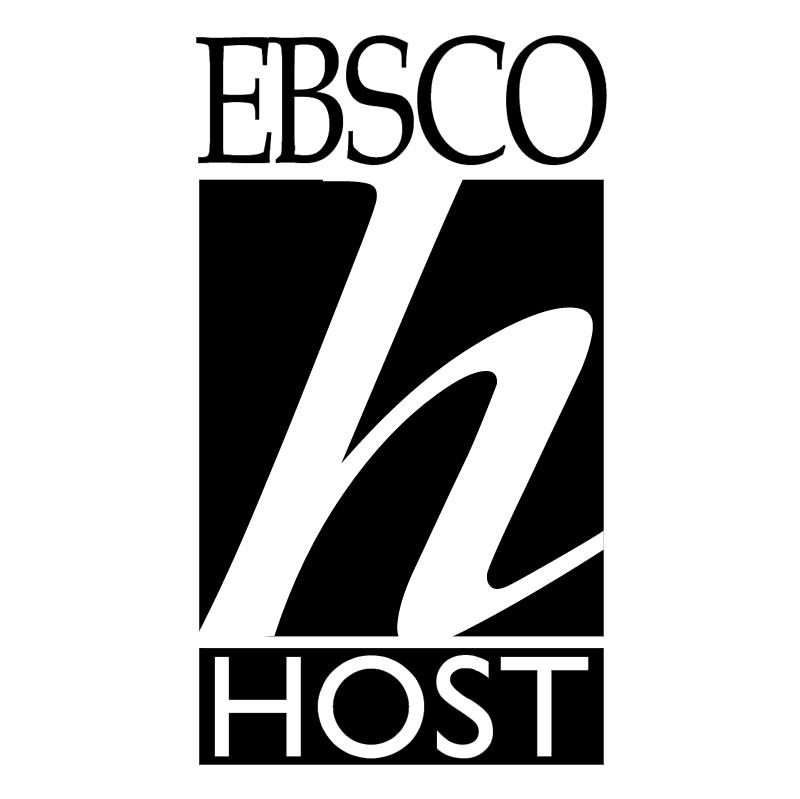 EBSCO Host vector