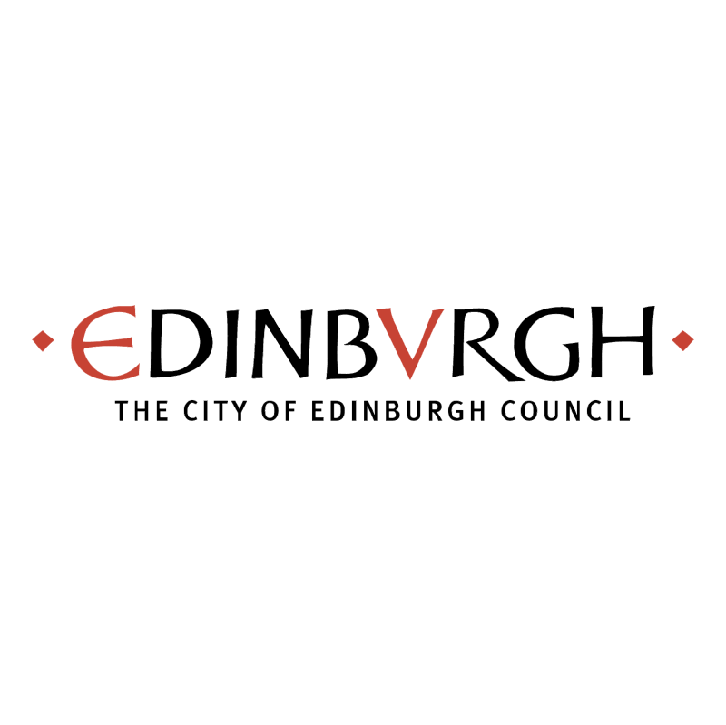 Edinburgh vector