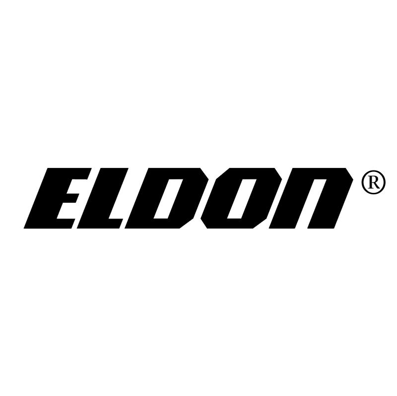 Eldon vector logo