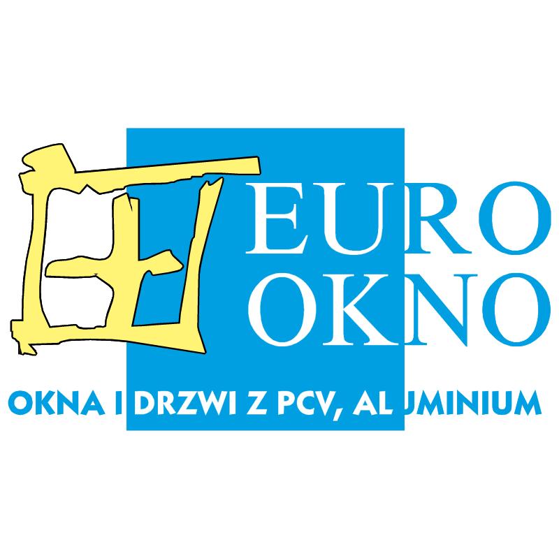 Euro Okno vector